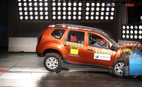 crash test dacia duster zero for made in india renault duster in