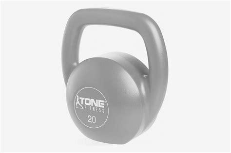 kettlebell kettlebells fitness tone amazon cement pound