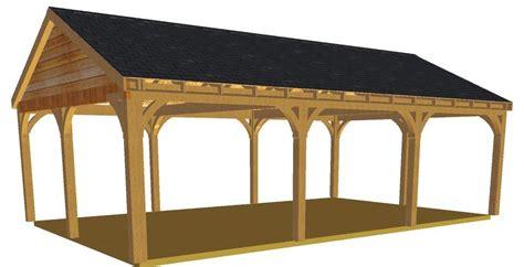 Post And Beam Carport Designs Pdf Woodworking