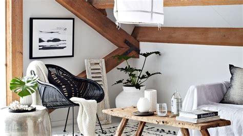 rustique chic inspirations deco pour le salon cote maison