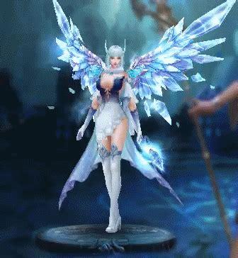 league  angels ii winter festival items debut gtarcade