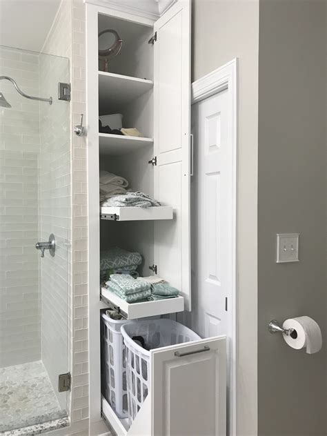 Small Space Bathroom Storage by 55 Bathroom Storage Solutions For Small Space Storage