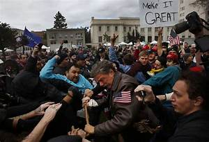 Violence erupts at pro-Trump rally in Berkeley - SFGate