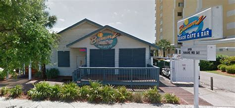 bummz bar cafe myrtle sc things to do