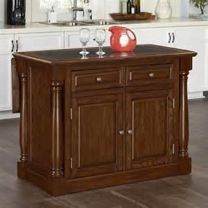 oak kitchen island with granite top kitchen island with granite top in oak 5006 945