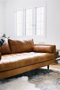 The 25+ best Tan leather couches ideas on Pinterest Tan