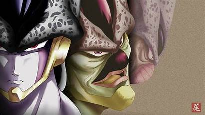 Cell Dragon Dbz Forms Ball Mobile Transformations