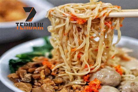 Tempat Makan Mie Ayam Enak Jakarta Artikel Unik