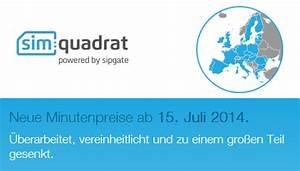 Einheitspreis Berechnen : simquadrat neue voip und handy tarife f r ausland telefonie ~ Themetempest.com Abrechnung