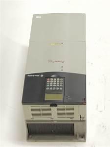 Allen Bradley Powerflex 700 Vfd 20bd040a0aynann0