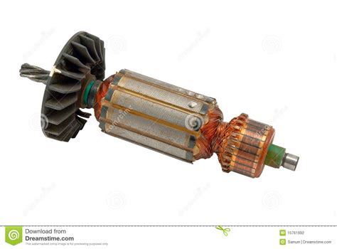 Electric Motor Rotor by Electric Motor Rotor Stock Photo Image Of Grey Magnetism