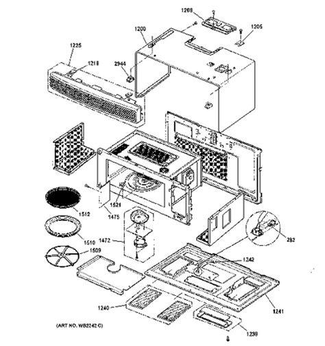 ge advantium parts diagram  wiring diagram