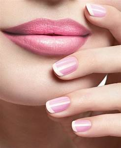 French tip nail designs - Step by step guide to a perfect ...