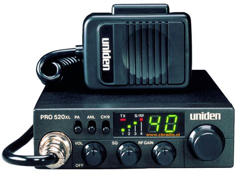 www cbradio nl pictures manual and specifications uniden pro 520xl cb radio