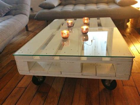 Tisch Aus Paletten  33 Wunderbare Ideen! Archzinenet