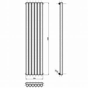 Heizkörper Größe Berechnen : vertikale design heizk rper in anthrazit revive 1600 mm x 354 mm 1680 watt heizk rper profi ~ Themetempest.com Abrechnung