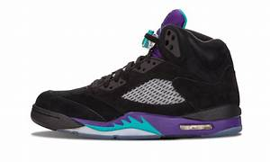 "The Daily Jordan: Air Jordan 5 ""Black Grape"" - Air Jordans ..."