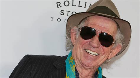 Keith Richards writes a cheeky tribute to Hugh Hefner