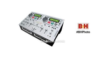Numark Cd Mix3 Mixer With Dual Cd Player Cdmix3 B&h Photo