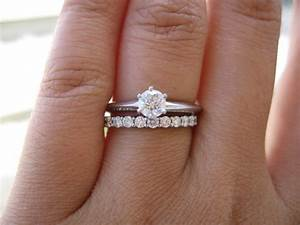 image With how to wear wedding ring and band