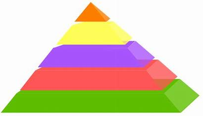 Pyramid Clipart Clip Vector Library Shape Cliparts