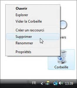remettre corbeille sur bureau comment installer la corbeille sur le bureau 28 images comment afficher la corbeille sur le