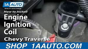 How To Install Replace Engine Ignition Coil 2009