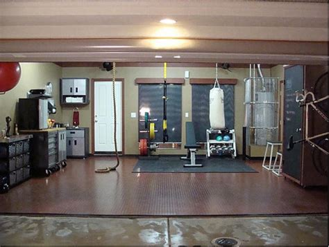 Garage Workout Room Ideas by Garage Gyms Image Gallery Motivational Inspiration And