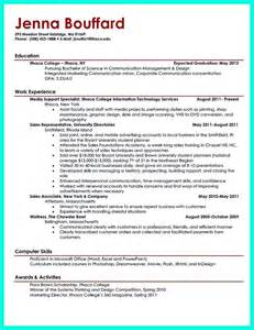 fresh out of college resume template 1000 ideas about student resume template on resume templates for students college