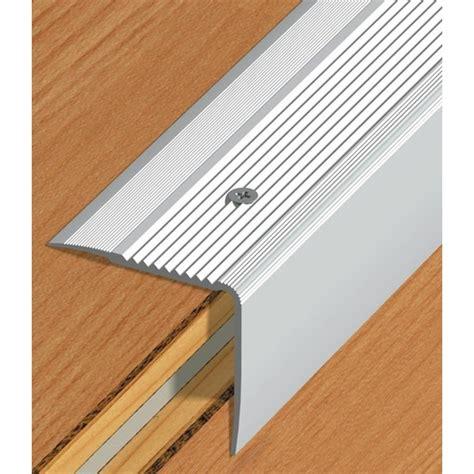 nez de marche int 233 rieur ou ext 233 rieur aluminium stri 233 large 6 v dinac bricozor