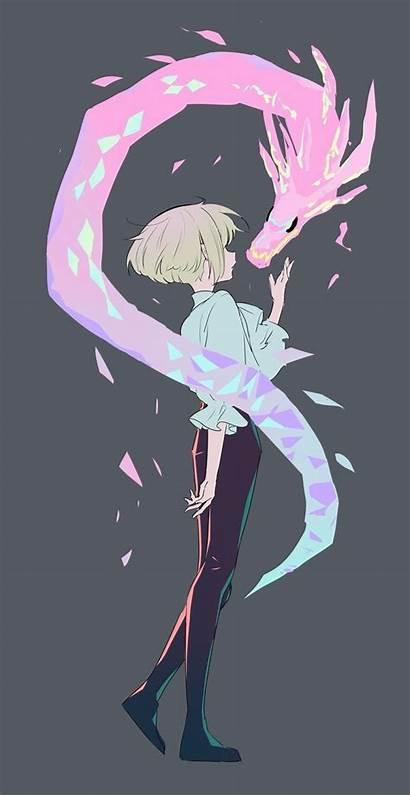 Lio Promare Fotia Character Anime Concept Pretty