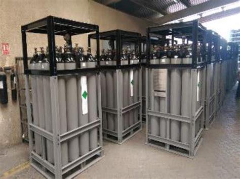 Nitrogen Cylinder Rack by 16 Cylinder Nitrogen Racks Air Products Middle East