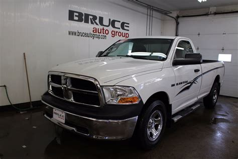 Used 2011 Dodge Ram 1500 St 5.7l 8 Cyl Hemi Automatic 4x4