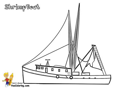 Boat Craft Drawing by Coolest Boat Printables Free Boat Coloring Pages
