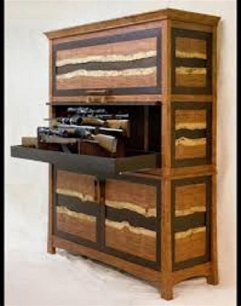 build your own gun cabinet how to build your own gun cabinet wooden gun safe plans