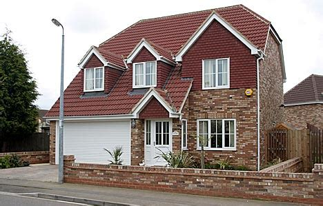 What Does Detached House - detached house prices plummet 163 270 a day as property