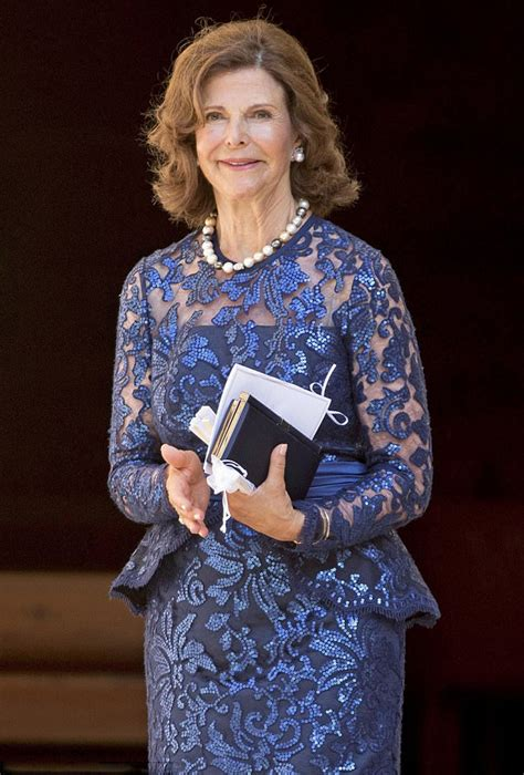Royal Family Around the World: Sweden Queen Silvia and ...
