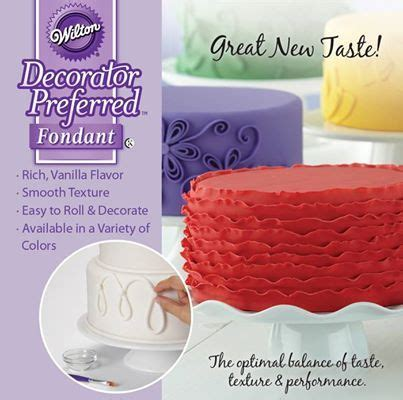wilton decorator preferred fondant uk 17 best images about baking and decorating essentials on