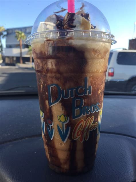 They place this before everything. Picture perfect dutch freeze - Yelp
