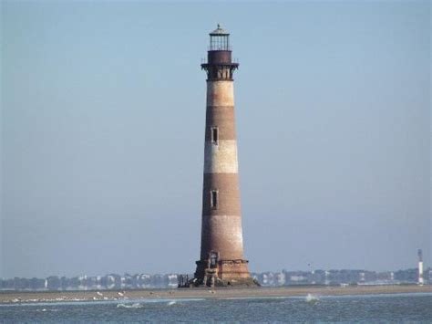 Morris Island Lighthouse - Picture of Morris Island ...