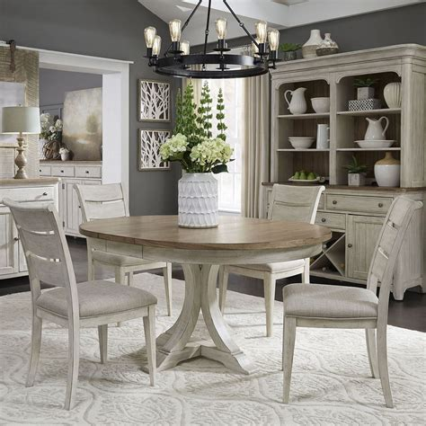 roanoak  piece oval dining room set roanoak pc dining