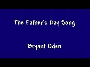 The Father's Day Song. A funny song for Dads. - YouTube