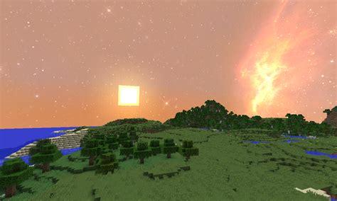 minecraft texture minecraft custom sky