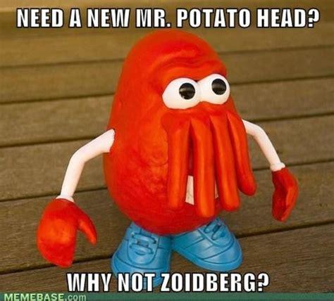 Mr Potatoiberg | Futurama Zoidberg / Why Not Zoidberg ...