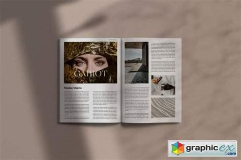The best free psd magazine and book mockups we've found from the amazing sources. GARIOT Magazine Mockups » Free Download Vector Stock Image ...