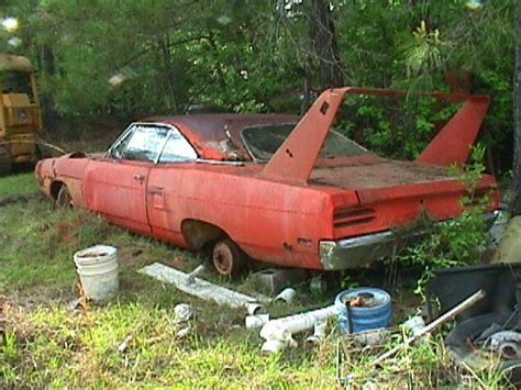 1970 Plymouth Superbird Photo Picture