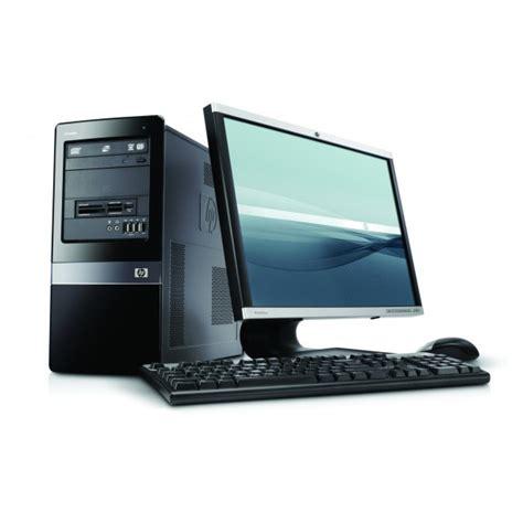 pc bureau complet pc hp complet dx2400 2 duo 3 ghz pctop
