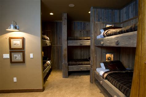 splashy bunk beds decoration ideas for contemporary