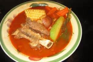 Comida Mexicana Mole De Olla
