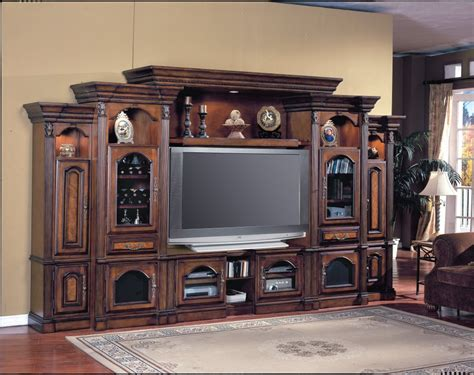 Entertainment Center Furniture Ideas